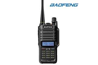 Baofeng UV-9R Plus Walkie Talkie Two Way FM Radio Dual Band UHF/VHF Waterproof(AU Plug)