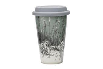 Ecology Blinky Bill Travel Mug Green 350ml