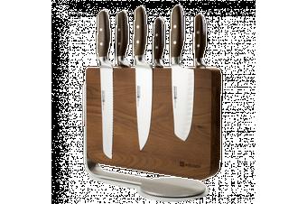 Wusthof Epicure Magnetic Knife Block Set | 7 piece