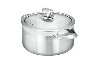 SCANPAN CLAD 5 24cm/5.2L Dutch Oven