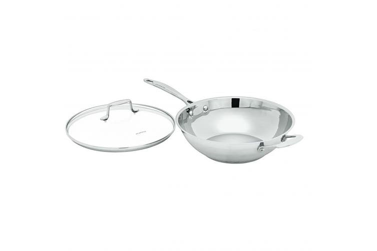 Scanpan Impact 32cm Covered Wok