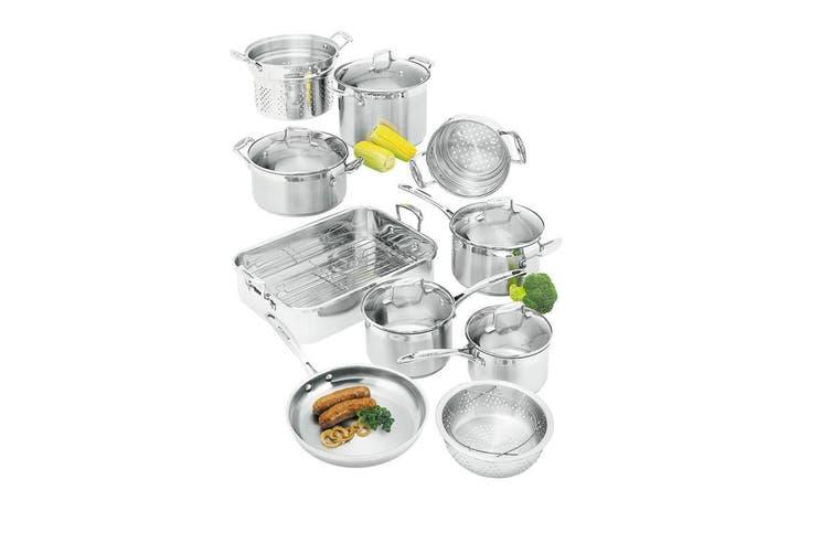 Scanpan Impact 10pcs Cookware Set