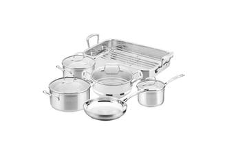 Scanpan Impact 6 Piece Cookware Set with Roaster