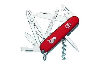 Victorinox Swiss Army Knife Angler with Pliers | 19 Functions
