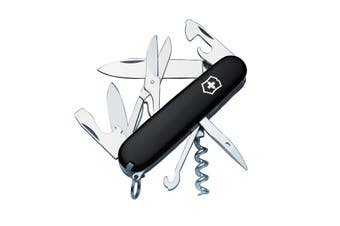 Victorinox Climber Pocket Swiss Army knife BLACK