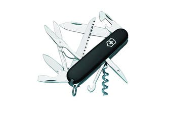 Victorinox Black Huntsman - Gift Boxed