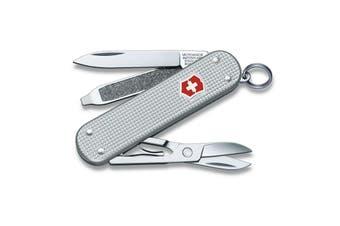 Victorinox Swiss Army Knife Classic Alox 0.6221.26 4-in-1 58m Aluminium Scissors