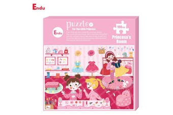 Kids 100 Piece Jigsaw Puzzles Paper Early Learning Children Preschool Toys Puzz