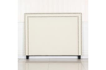 Enzo Queen White Headboard