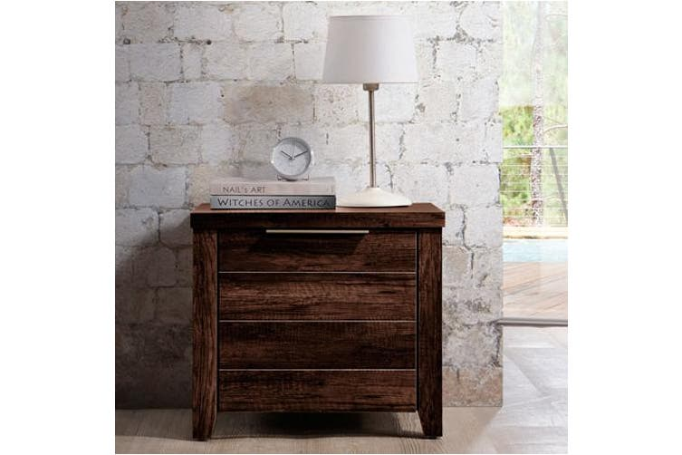Alice Bedside table WENGE (Presale, ETA 19th June)