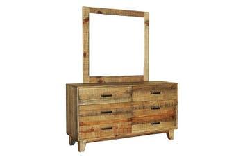 Woodstyle Dresser 6 Drawers