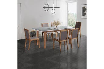 Galaxy 7 pcs Dining Suite