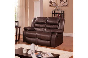 Dream Recliner Bonded Leather -2R -BROWN