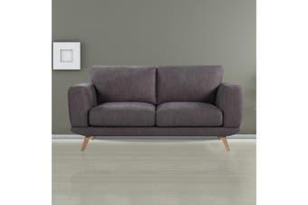 Alaska Sofa 2 Seater Brown