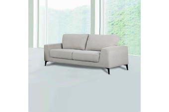 Hopper Sofe 3 Seater Light Grey