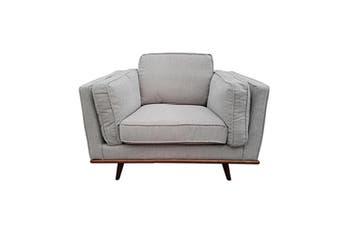 York Sofa 1 Seater Beige