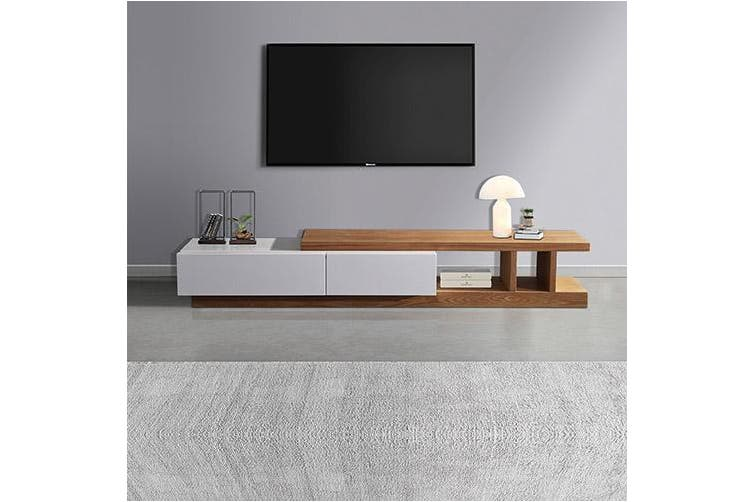 Tv Cabinet With 2 Storage Drawers, Under Tv Cabinet