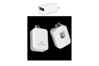 Genuine Samsung OTG USB to Micro USB Female Converter Adapter For S7 S6 S5 Edge