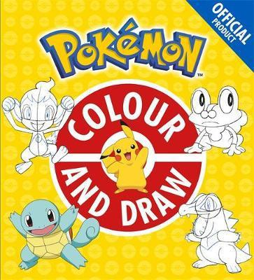 The Official Pokemon Colour and Draw Gotta colour 'em all! Packed with Pokemon for you to catch, colour and learn to draw in this beautiful book.    Get creative and dive into the world of Pokemon!     This fantastic book will teach you how to draw favourite Pokemon from every region, including Pikachu, Squirtle, Litten, Rowlet and more! With space to test your new drawing skills, you can perfect your technique before adding Pokemon to scenes throughout and finishing them off with some colour. The ultimate gift for any Pokemon fan!  Author Biography  Pokemon is one of the most popular and successful entertainment franchises in the world, encompassing video games, the Pokemon Trading Card Game (TCG), mobile games and apps, animation and movies, Play! Pokemon competitive events, and licensed products. It was first established in Japan in 1996 with the launch of the Pokemon Red and Pokemon Green video games for the Game Boy  system. The video games were released internationally in 1998 as Pokemon Red and Pokemon Blue. More than 20 years later, Pokemon continues to be a global entertainment mainstay and pop culture icon.