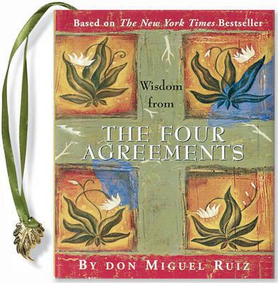 Wisdom from the Four Agreements This Charming Petite™ excerpts the best-selling original book in a concise and readable way, presenting The Four Agreements: Be impeccable with your word; Don't take anything personally; Don't make assumptions; and Always do your best.