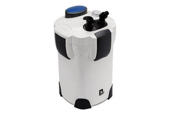 PROTEGE Aquarium External Canister Filter Aqua Fish Tank Pond Pump UV Light 1850 L/H
