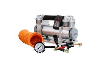 OUTBAC 12v Car Air Compressor 4x4 Tyre Deflator 4wd Portable Inflator 200L