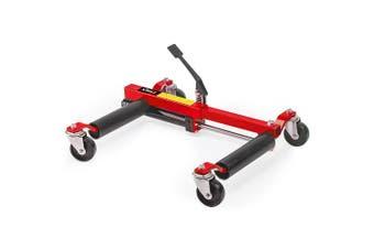 T-REX 4x 12 Inch Vehicle Positioning Jacks - Wheel Dollies Car Go Dolly Jack Skates