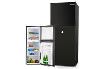 GECKO 125L Portable Fridge Refrigerator 12V/24V/240V Motorhome Upright Caravan