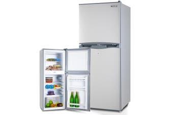 GECKO 125L Portable Fridge Refrigerator 12V/24V/240V Upright Motorhome Caravan