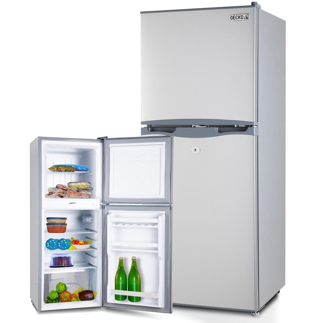 transparent fridge
