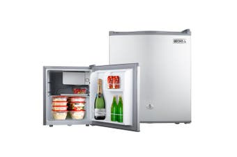 GECKO 57L Portable Bar Fridge Refrigerator 12V/24V/240V Camping Camper Caravan