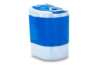 GECKO 4kg Mini Portable Washing Machine Camping Caravan Outdoor Boat RV Dry