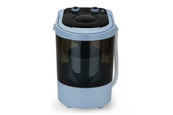 GECKO 4kg Mini Portable Washing Machine Camping Caravan Outdoor RV Boat Dry