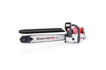 Baumr-AG 92CC Petrol Commercial Chainsaw 24 Inch Bar E-Start Chain Saw Pruning