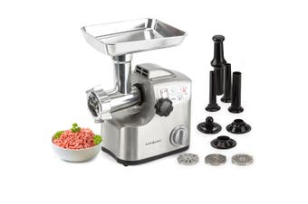 EuroChef Meat Grinder Electric Mincer Sausage Filler Kebbe Maker