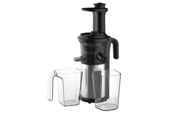 EUROCHEF Cold Press Slow Juicer Whole Fruit Chute Extractor Sorbet Vegetable