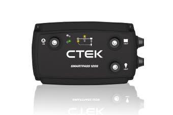 CTEK Smartpass 120S 120A Power Management System for 12V Starter Service Battery