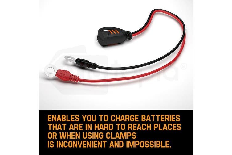 CTEK Battery Charger Comfort Connect M10 56-329 40cm Suits All 10A Charger