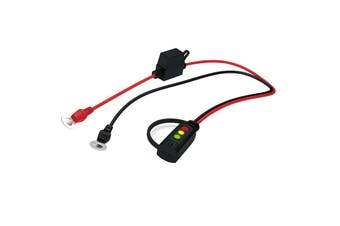 CTEK Comfort Indicator Eyelet M6 56-629 Battery Charger 50cm Cable ACCessory
