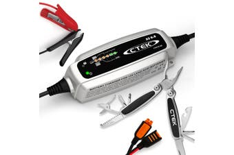 CTEK XS 0.8 Smart Battery Charger Automatic Trickle 12V ATV Motorbike Mobility