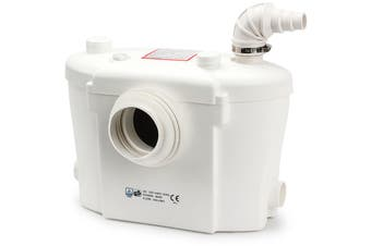 Protege Macerator Sewerage Pump Waste Sewage Water Disposal Marine Basement
