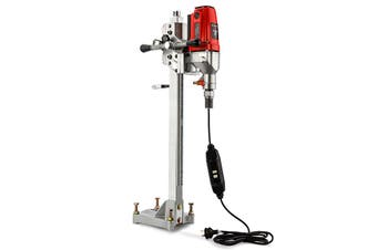 Baumr-AG Diamond Concrete Core Drill Machine Vertical Stand Press Drilling