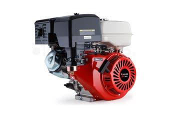 Baumr-AG 16HP Petrol Engine OHV Stationary Motor 4-Stroke Horizontal Shaft Replacement
