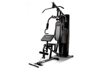 PROFLEX Multi Home Gym Station Bench Press Preacher Cable Machine Back Equipment