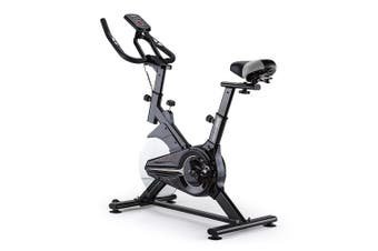 PROFLEX Spin Bike Flywheel Commercial Gym Exercise Home Fitness Grey