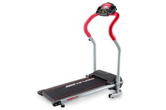 PROFLEX Electric Treadmill Compact Exercise Equipment Walking Fitness Machine