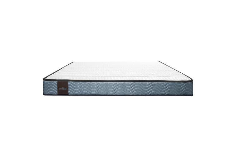 Kingston Slumber Mattress DOUBLE Bed Size Bonnell Spring Bedding Firm Foam Top 16CM