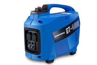 GENFORCE Inverter Generator 2.7kVA Max 2.5kVA Rated Portable Camping Petrol