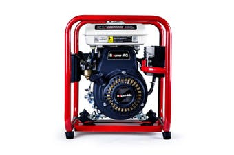 BAUMR-AG Inverter Generator 1.0kVA Max 0.8kVA Rated Portable Pure-Sine Quiet