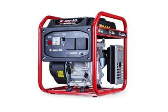 BAUMR-AG Inverter Generator 2.5kVA Max 2.2kVA Rated Portable Pure-Sine Quiet